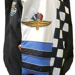 INDY 500 LIMITED EDITION Leather & Canvas Jacket